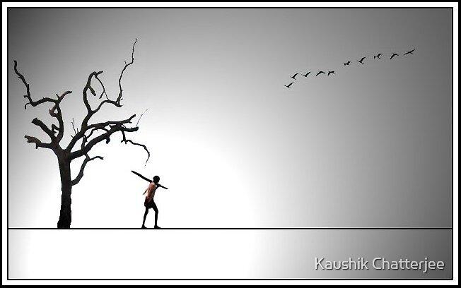 The Oldman by Kaushik Chatterjee
