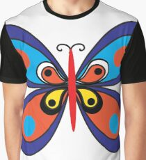 Butterfly 1 Graphic T-Shirt
