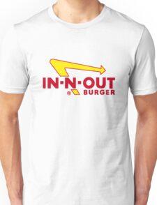 In Out Burger Merchandise Unisex T-Shirt