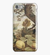 Abraham Bloemaert - Landscape With Fruits And Vegetables In The Foreground iPhone Case/Skin