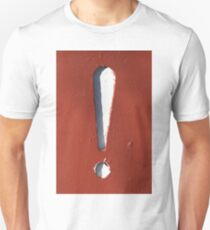 Exclamation Point Unisex T-Shirt