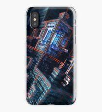 Geo Blocks iPhone Case/Skin