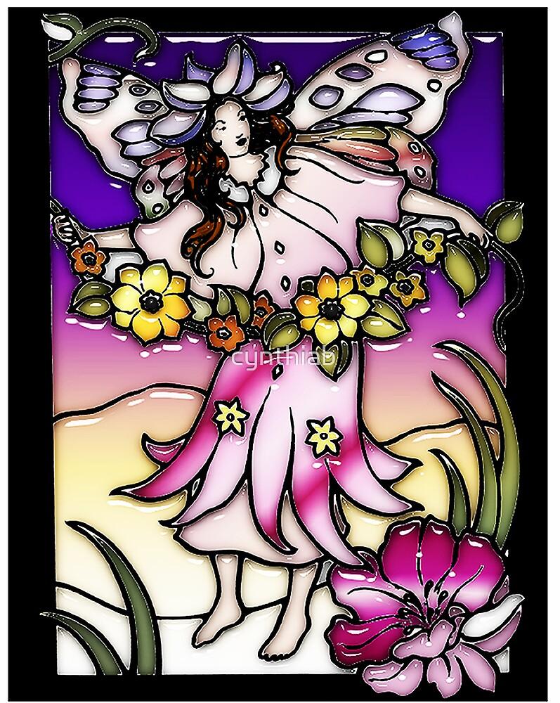 fairy by cynthiab