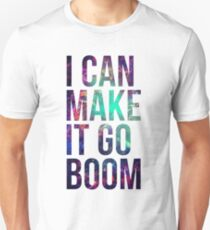 THE 100 RAVEN REYES BOOM QUOTE  T-Shirt