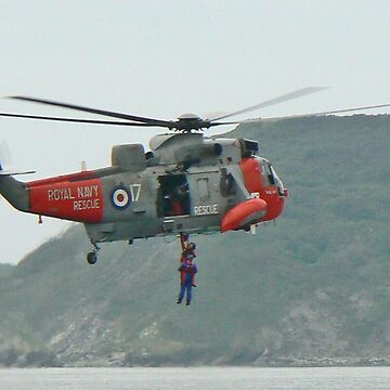 Royal navy Rescue by gorran1