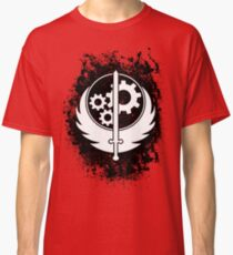 Brother hood of steel T-shirt Classic T-Shirt