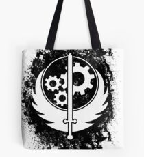 Brother hood of steel T-shirt Tote Bag