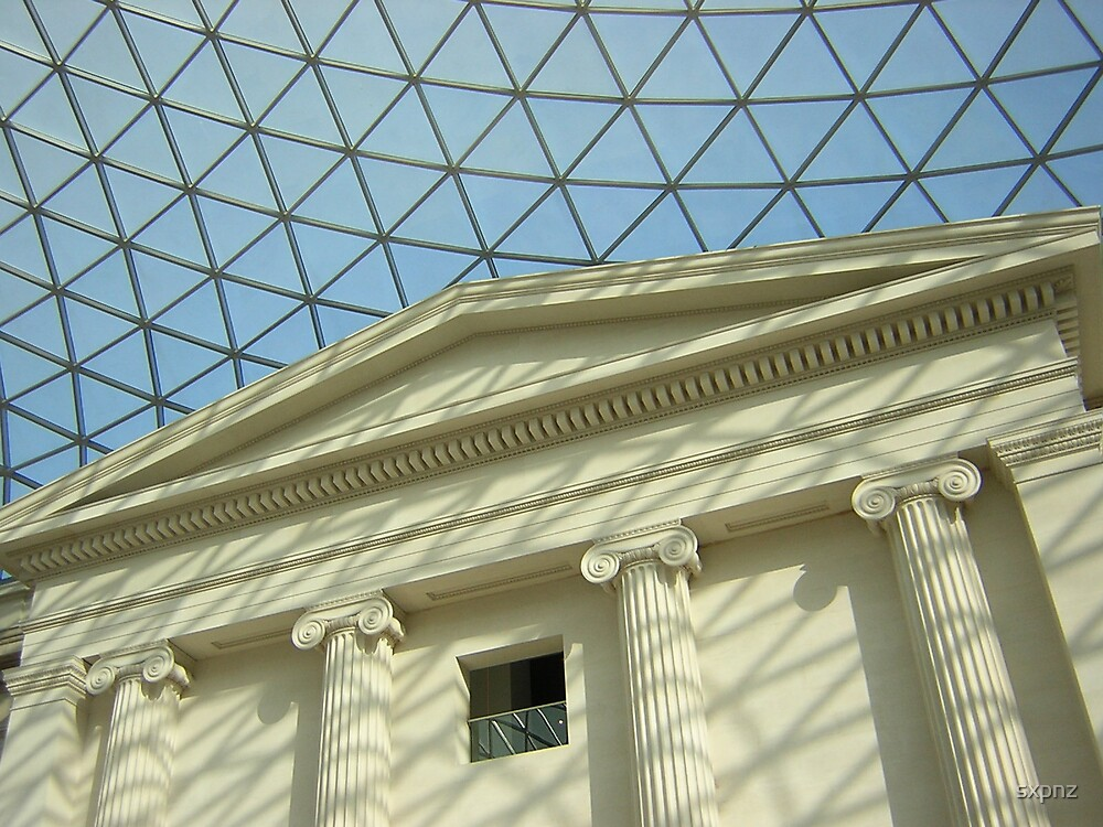 British Museum by sxpnz