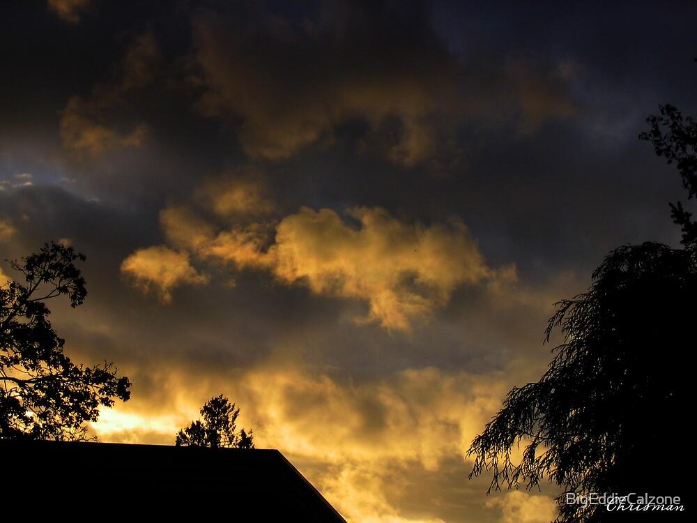 Sunset at the Nursing Home by BigEddieCalzone