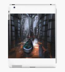 Sci Fi Canoe iPad Case/Skin