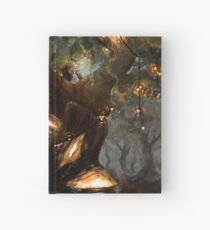 The Forest of Lights Hardcover Journal