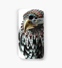 Mythical Eagle Shaman  Samsung Galaxy Case/Skin
