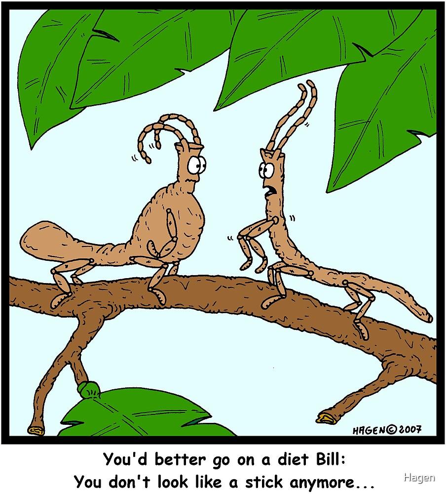 Diet by Hagen
