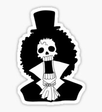 Brook One Piece Sticker