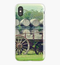 Barrel Cart iPhone Case/Skin