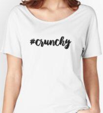 Crunchy Women's Relaxed Fit T-Shirt