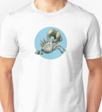 099 - Shiny Pincer Monster Unisex T-Shirt