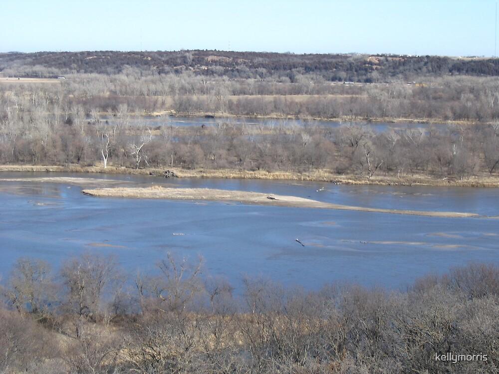 The Platte River 2 by kellymorris