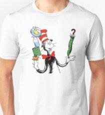 READING ACROSS AMERICA IV Unisex T-Shirt