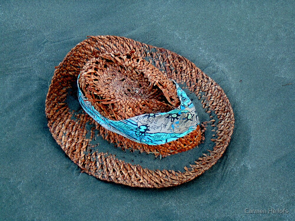 Thurston's Hat by Carmen Hellofs