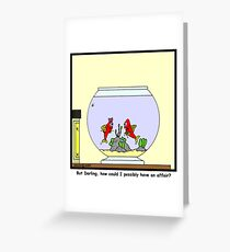 Cheating Husband Greeting Cards | Redbubble
