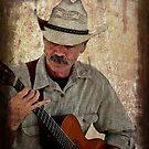 Cowboy pickin' by Linda Sparks