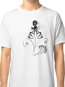 Magic Flower Fairy Classic T-Shirt
