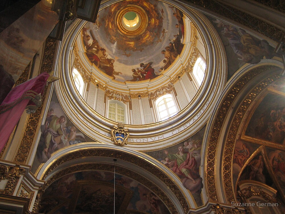 frescos by Suzanne German