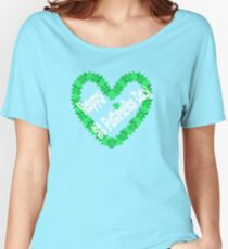 Happy St Patricks Day Women's Relaxed Fit T-Shirt