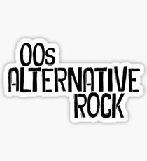 00s Alternative Rock Sticker