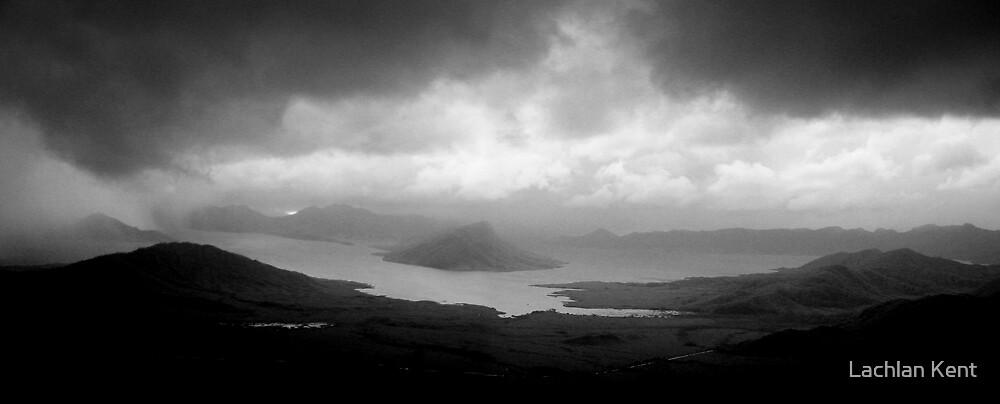 Light on Lake Pedder by Lachlan Kent