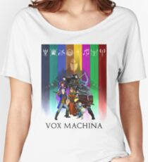 Vox Machina Assemble Women's Relaxed Fit T-Shirt