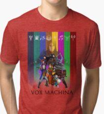 Vox Machina Assemble Tri-blend T-Shirt