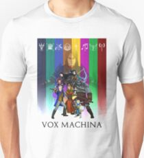 Vox Machina Assemble Unisex T-Shirt