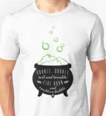 Double, Double Toil & Trouble Unisex T-Shirt