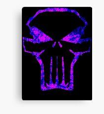 Neon Vengeance Canvas Print