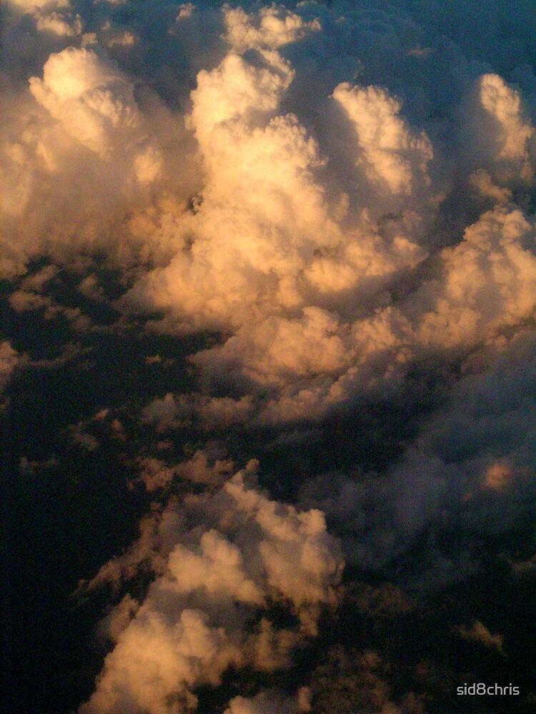 High as the sky.. by sid8chris