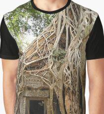 Angkor Cambodia Graphic T-Shirt