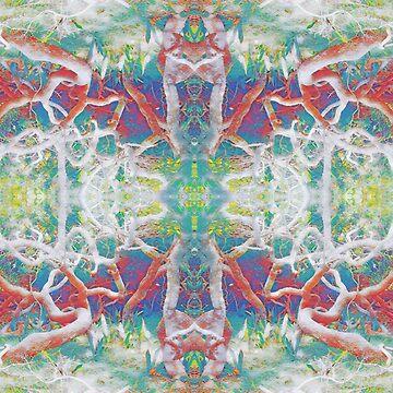 Milkwood - Kaleidoscope by JacquiTaylor