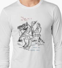 Andrew Jackson Picture Quote - The Republic Long Sleeve T-Shirt