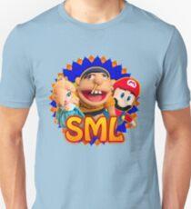 SML JEFFY ROSALINA & MARIO Unisex T-Shirt