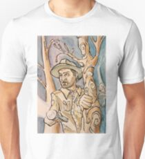 Chief Hopper from Stranger Things T-Shirt