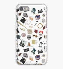 The X-Files Episodes iPhone Case/Skin
