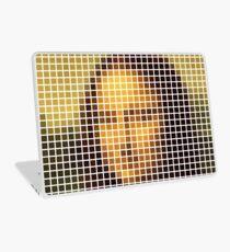 Mona Lisa Deconstructed Laptop Skin