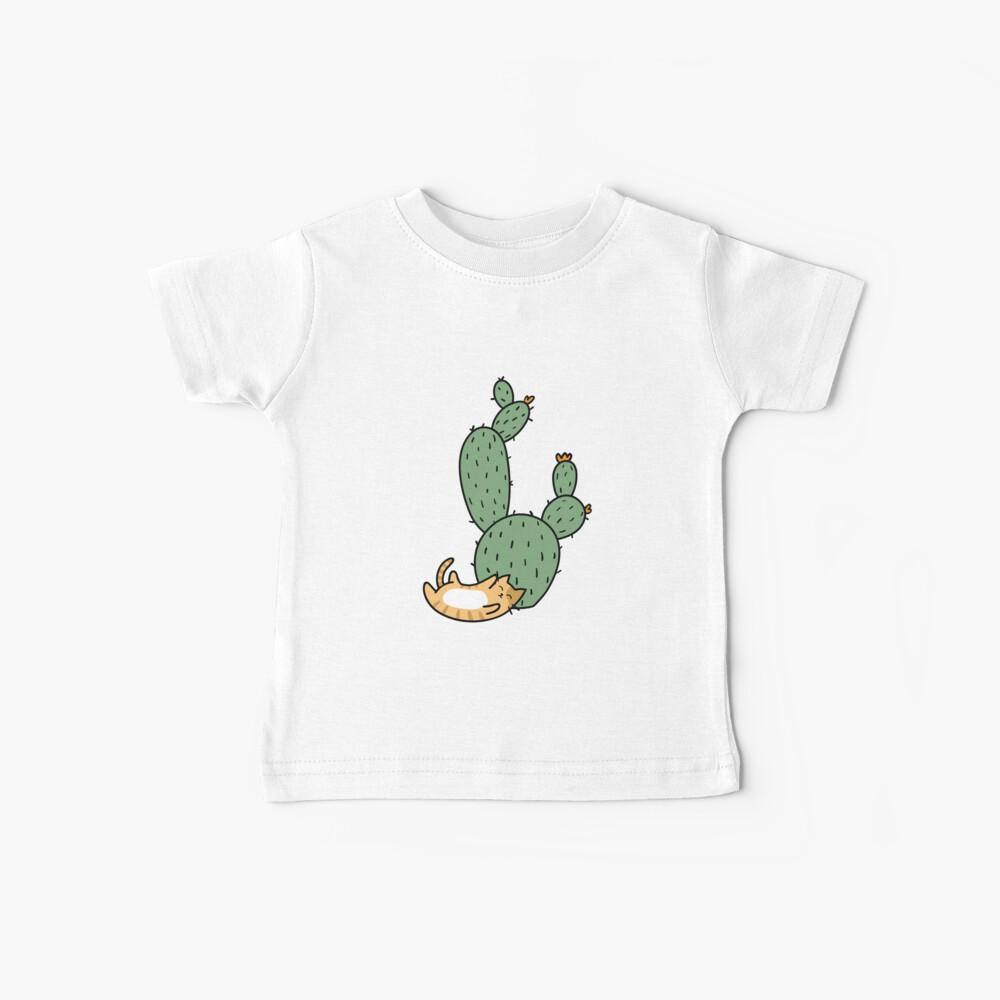 Cacti Cats Baby T-Shirt