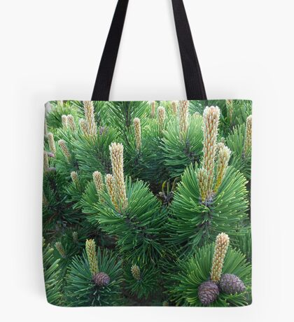 Cones Developing Tote Bag