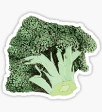 Broccoli! Sticker