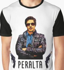 Jake Peralta Graphic T-Shirt