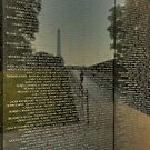 Vietnam War Memorial by Andreas Mueller
