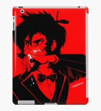 Bloody Nose Keith iPad Case/Skin